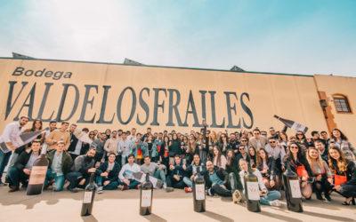 'Jóvenes por el Vino' celebra sus segundas jornadas en Cigales