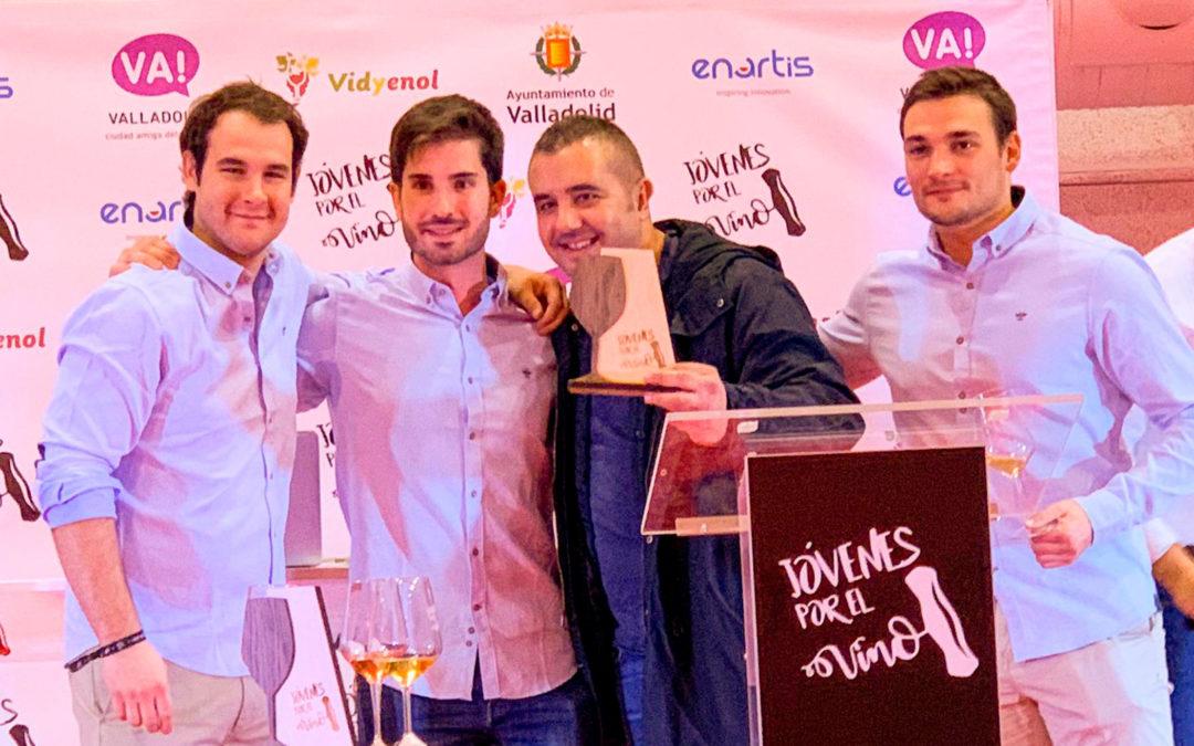 Jovénes por el Vino rinde homenaje a Valdelosfrailes en su II Aniversario